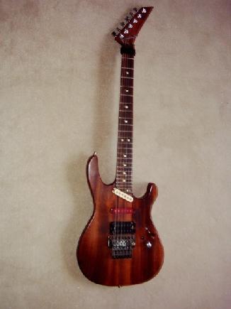 Custom 6 String